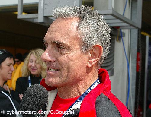 Lors des 24H du Mans 2009, <b>Bernard Rigoni</b> ne faisait déjà plus partie de <b>...</b> - bernard-rigoni-honda09