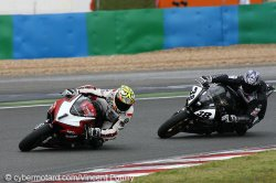 Duel Four – Leblanc en Supersport 2