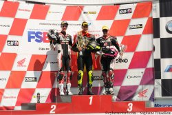 600 supersport magny cours podium course 1