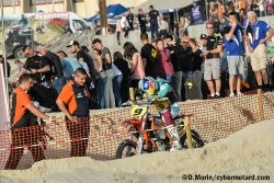 Départ de la Finale du Beach Cross de Berck 2017 : moment fort, acte 4