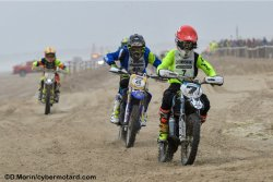 Top 5 pour Killian Vincent à l'Enduropale du Touquet Espoirs 2018
