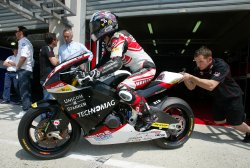 GP difficile pour le team CIP-technomag