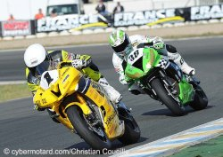 Gines vice champion supersport 2010