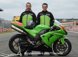 Education Racing team Kawasaki