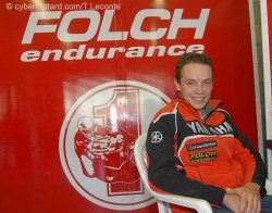 2e participation d'Anthony Dos Santos chez Folch Endurance