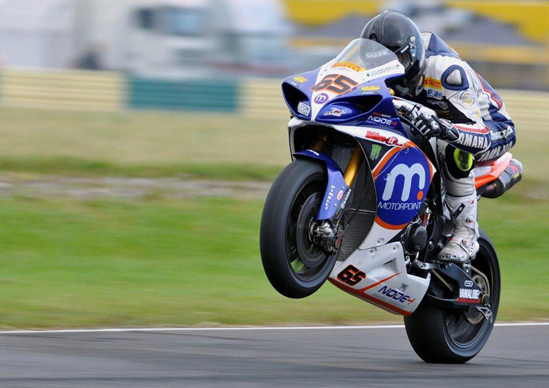 Loris Baz en British Superbike