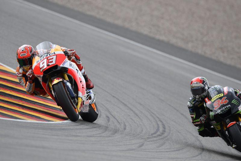 Marquez reprend les commandes du général — Moto GP