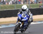 Etienne Masson est le 2e pilote officiel Michelin en supersport, mais sur une Yamaha.
