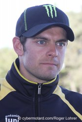 Cal Crutchlow attend –t-il son heure ?