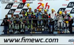 Un podium superstock très disputé !