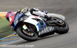 Pole position en superstock pour Tati Team