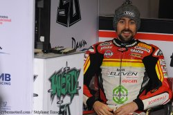 Eugene Laverty chez BMW