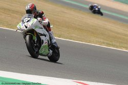 A Magny Cours, Guillaume Raymond frappe un grand coup