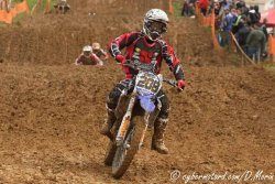 Romain Billerey se distingue en manche MX1