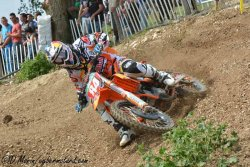 Carton plein pour Jeffrey Herlings au GP de France 2014