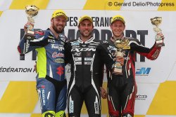 Pot monopolise le podium du 600 promosport