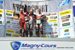 Sportwin Magny Cours : Podium scratch Course 2