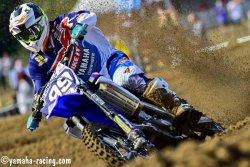 Yamaha Bike-It, fer de lance de la marque en MX2
