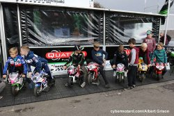 Futures stars sur mini-motos