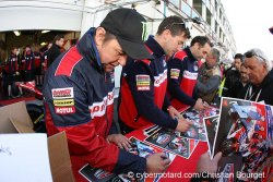 Une affluence record chez Honda TT Legends !