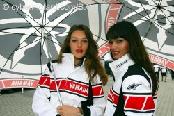 Girls du GP d'Assen 2011