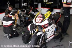 Moto2 : Le team le plus homogène est « Forward racing »