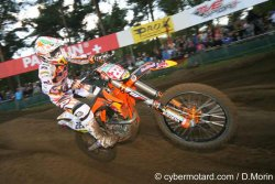 Antonio Cairoli fait son One Man Show