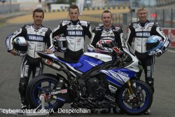Le Yamaha GMT 94 ultra favori