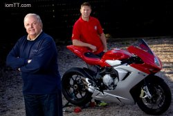 Jack Valentine alignera Gary Johnson sur une MV Agusta F3 675 en supersport au Tourist Trophy