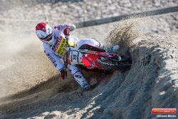 Top 7 pour Petar Petrov au Beach Cross de Berck 2018