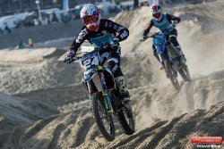 Top 5 au Beach Cross de Berck 2018 pour Valentin Madoulaud