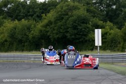 En route vers le Tourist Trophy
