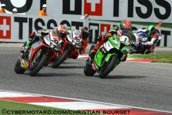 Week end en demi teinte pour Tom Sykes.