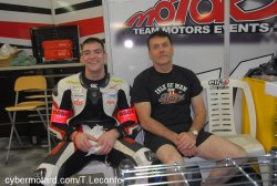 Jimmy Storrar chez Motor Events