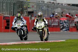 Silverstone : Crutchlow domine les 2 manches
