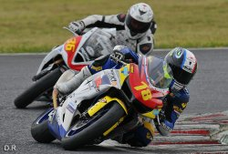 2e victoire de Kenny Foray en 600 Superstock