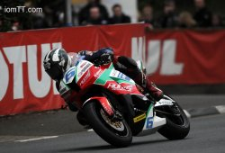 le défi de Michael Dunlop en supersport