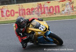 Domination sans partage d'Enzo Boulom en supersport