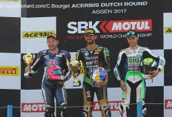 Un podium Franco-Turc en Mondial supersport