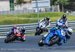 Valentin Debise confirme en supersport