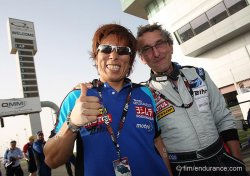 Suzuki Endurance Racing team garde le leadership