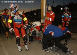 Honda Endurance Racing en dehors du Top Ten