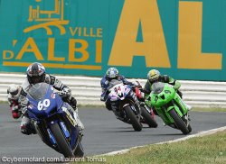 Lagrive bis repetitat en 600 supersport