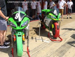 Arcuoso Junior et Senior Team n° 6 et n° 9
