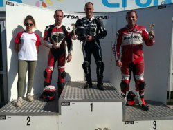 Podium Scratch et TwinFurious