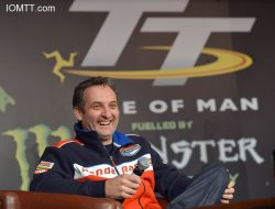 Michael Rutter a pointé 3e au lighweight en 2013