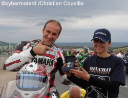Piot : champion de la superpole