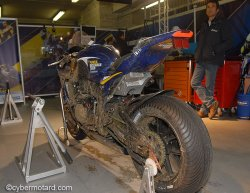 "<A name=""honda63"">Dommage pour le Power Research Team Michelin </A>"