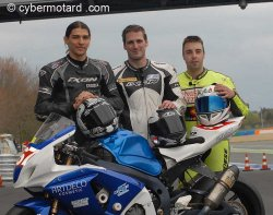 3e participation au Bol d'Or pour Starteam
