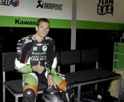 Axel Maurin intègre le team officiel Kawasaki